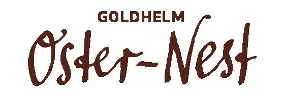 Goldhelm Oster-Nest Lieblinge