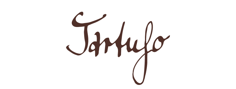 Tartufo - Heller Nougat & Erdbeere