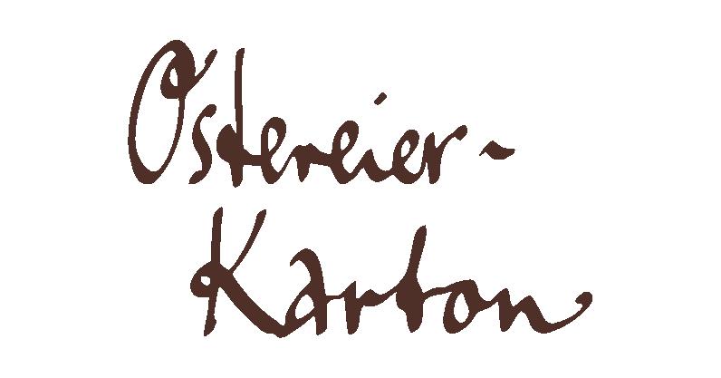 Ostereier-Karton -