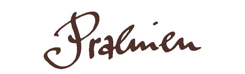 Pralinen-Holzspandose à 30 Pralinen
