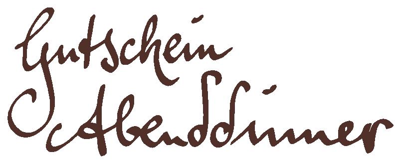 Geschenkgutschein - Abenddinner - Best of