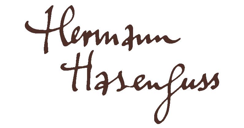 Hermann oder Hermine Hasenfuß - Weiße Schokolade