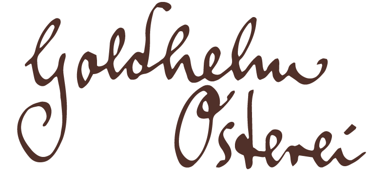 Goldhelm Osterei - Weißer Hase