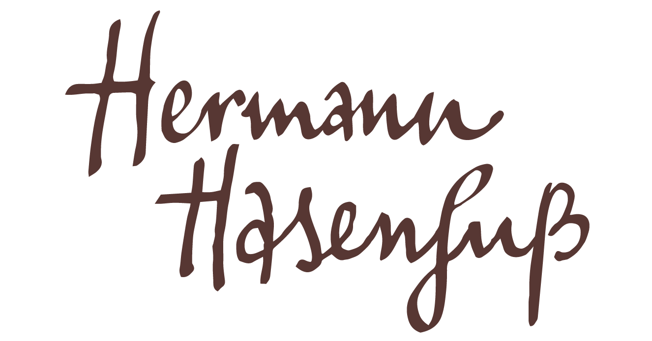 Hermann Hasenfuß - Dunkle Schokolade