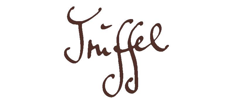 Pistazien-Nougat-Trüffel - Geschenktüte